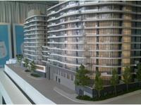 Construction photo of Flaire Condos