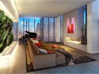 Interior photo of Monde Condos