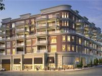 Exterior photo of Centro Condos on Yonge