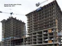 Construction photo of Limelight Condominiums