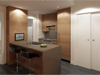 Interior photo of Promontory at Bayview Place