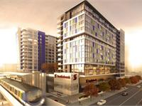 Exterior photo of Mandarin Residences Richmond City Centre