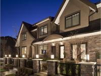 Exterior photo of Bella Vita Townhomes