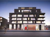 Exterior photo of NERO condos+lofthouses