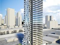 Exterior photo of 6th and Tenth Condos