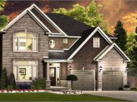 Exterior photo of Uplands North III by Carnaby Homes