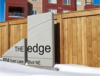 Exterior photo of The Edge Condos