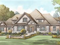 Exterior photo of Brookstone Estates