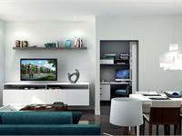 Interior photo of Tribeca Condos