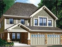 Exterior photo of Mount Pleasant North by Mattamy Homes