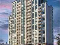 Exterior photo of Vivid Condominiums