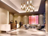 Interior photo of Neon Condos