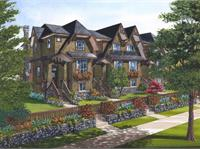 Exterior photo of Capella Townhomes