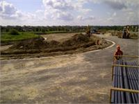 Construction photo of The Humberlands