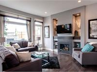 Interior photo of Morgan Heights by Foxridge Homes