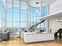 Interior photo of TOM Condos