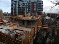 Construction photo of Promontory at Bayview Place