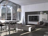 Interior photo of Les Condos Crescent