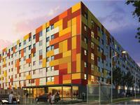 Exterior photo of Solstice Condos