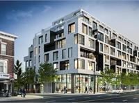 Exterior photo of DUKE Condos