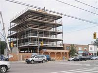 Construction photo of The Hive Lofts