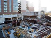 Construction photo of The Carnaby