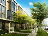 Exterior photo of The Marquee Townhomes