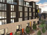 Exterior photo of Steps Bridgeland