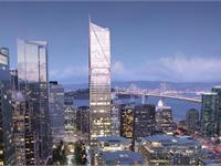 Exterior photo of 181 Fremont Residences