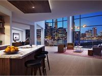 Interior photo of Pierhouse at Brooklyn Bridge Park