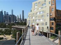 Exterior photo of Pierhouse at Brooklyn Bridge Park