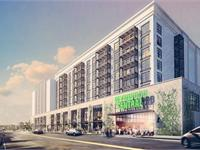 Exterior photo of Wynwood Central