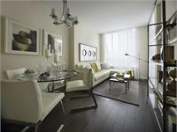 Interior photo of West Village Etobicoke