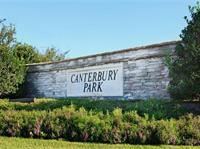 Exterior photo of Canterbury Park