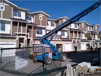 Construction photo of The Grove Parkhomes in Clayton