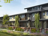 Exterior photo of Loden Green Townhomes