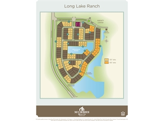 Construction photo of Long Lake Ranch