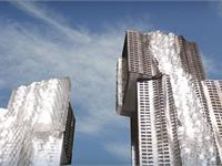Exterior photo of Mirvish+Gehry Toronto