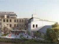Exterior photo of The Metalworks