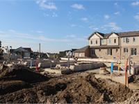Construction photo of The Towns of Nichol Green
