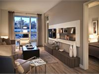 Interior photo of ParkCity Condominiums