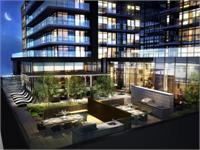 Exterior photo of The Eglinton Condos