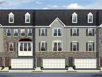 Exterior photo of Lake Frederick Townhomes