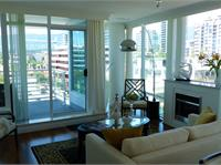 Interior photo of Pinnacle Residences at the Pier