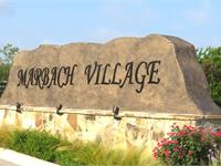 Exterior photo of Marbach Village