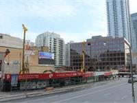 Construction photo of E Condos: Yonge and Eglinton