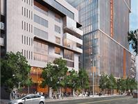 Exterior photo of 500 Folsom Street