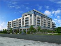Exterior photo of Vida Condos at Bayview Village