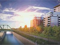 Exterior photo of Le Canal Griffintown