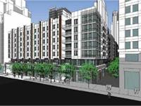 Exterior photo of Park Fifth Phase One